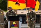 یگان زرهی ارتش آمریکا به افغانستان اعزام میشود