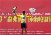 درخشش رکابزن ایران در تور بینالمللی چین