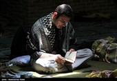 قزوین | اعتکاف رمضان جایگزین اعتکاف ماه رجب میشود
