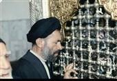 طاعت و بندگی سید آزادگان در قاب تصاویر