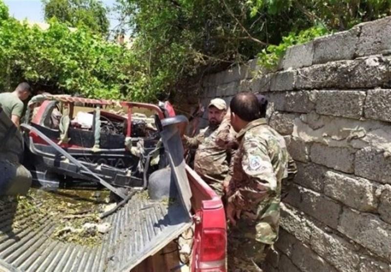 کشف و ضبط یک خودروی بمبگذاری شده در موصل