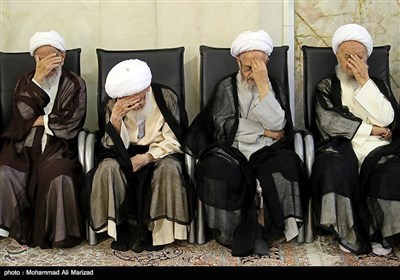 مراسم بزرگداشت ارتحال امام خمینی(ره) - قم
