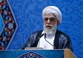 آیتالله اختری: نهضت امام خمینی (ره) چالشی 40 ساله در دل استکبار ایجاد کرده است