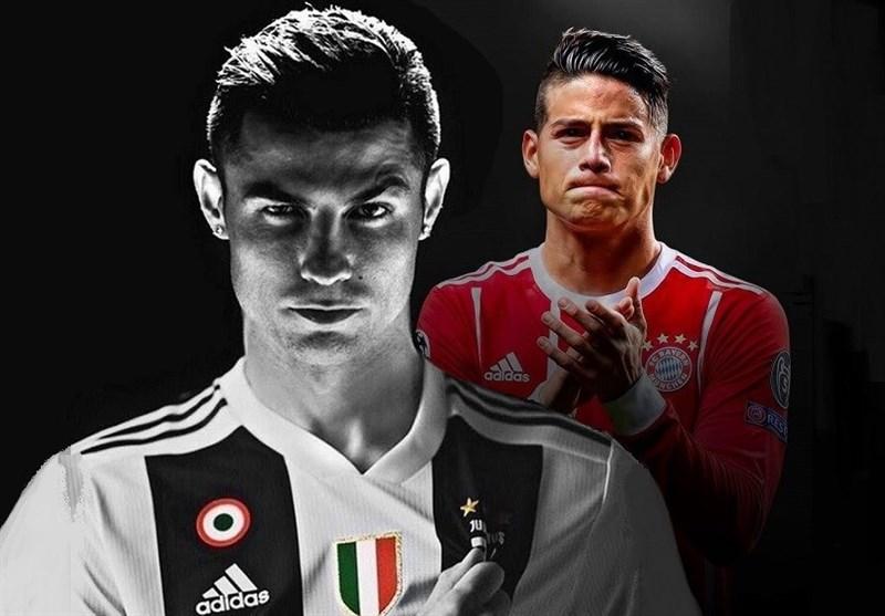 فوتبال جهان| رونالدو خواهان پیوستن خامس به یوونتوس است