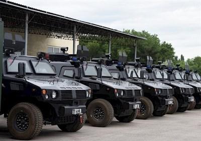 کمک چین به پلیس قرقیزستان در آستانه نشست سران سازمان همکاری شانگهای