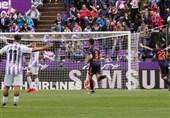 فوتبال جهان  دست داشتن 7 بازیکن وایادولید در تبانی هفته پایانی لالیگا به نفع والنسیا