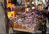 نبض تند خرید عید فطر در بازار دستفروشان زاهدان به روایت تصویر