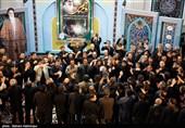 گرامیداشت سالروز رحلت امام (ره) با حضور پرشور مردم قزوین