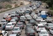کاهش 5.9 درصدی تردد در جادههای کشور/ محدودیت ترافیکی محور هراز لغو شد