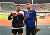 مسابقات دوومیدانی جایزه بزرگ آسیا - چین| مرادی طلا گرفت، مهردلان برنز/ درزاده به چهارمی بسنده کرد