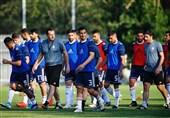 ویلموتس در تدارک اردوی تیم ملی در تیر ماه