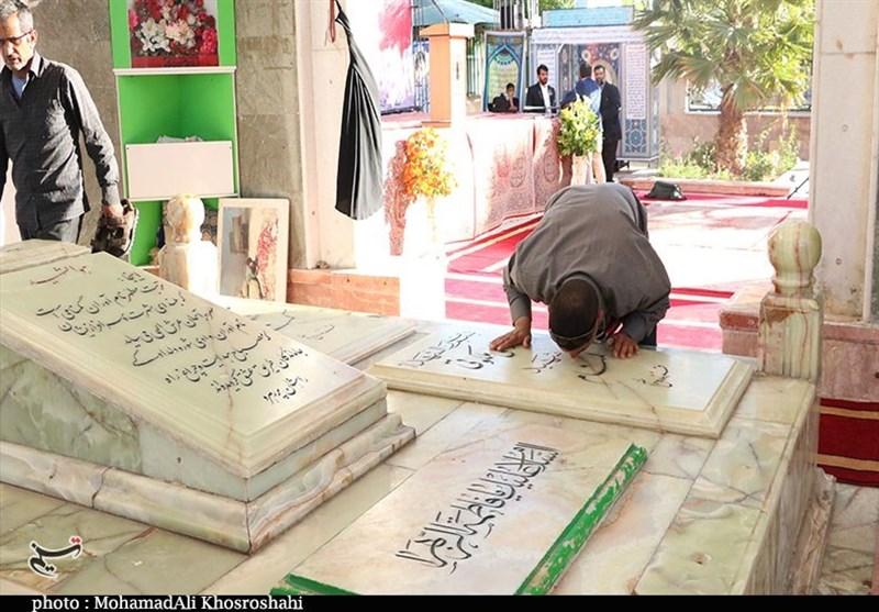 استان کرمان افتخار میزبانی از 274 شهید گمنام را دارد