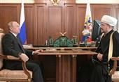 پوتین عید سعید فطر را به مسلمانان روسیه تبریک گفت