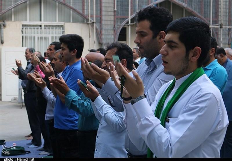 تهران  نماز عید سعید فطر نماد وحدت همه مسلمانان جهان است