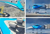 هواپیمایی که 20 درصد در مصرف سوخت صرفه جویی می کند