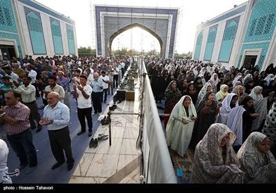 اقامه نماز عید فطر - کیش
