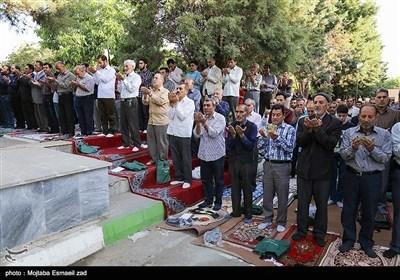 اقامه نماز عید فطر - ارومیه