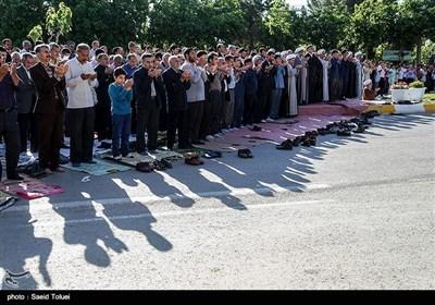 اقامه نماز عید فطر - بجنورد
