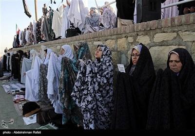 اقامه نماز عید فطر - همدان
