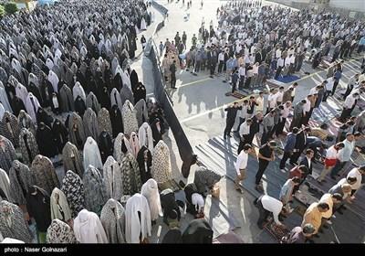 اقامه نماز عید فطر - ایلام