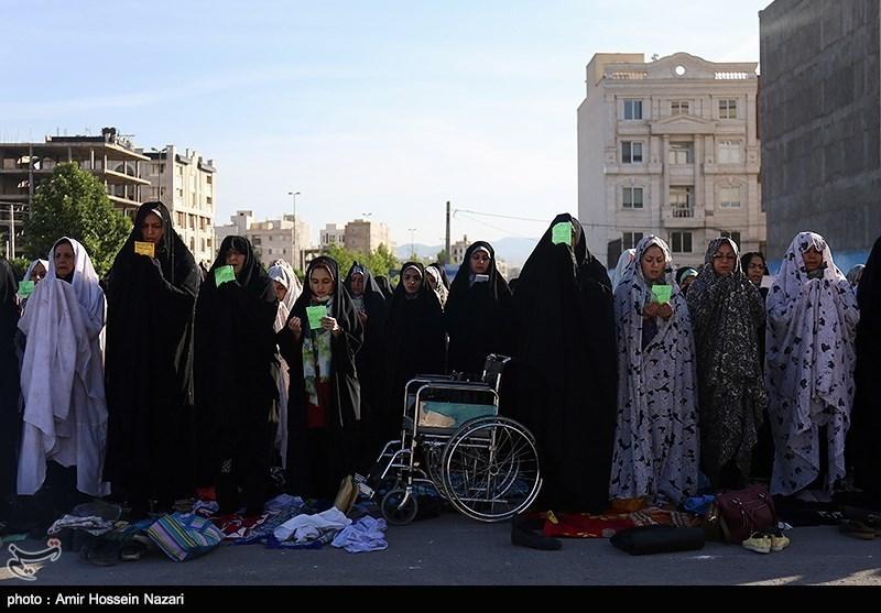 نماز عید فطر در مساجد شاخص استان البرز اقامه میشود