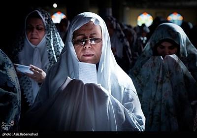 اقامه نماز عید فطر - خرمآباد