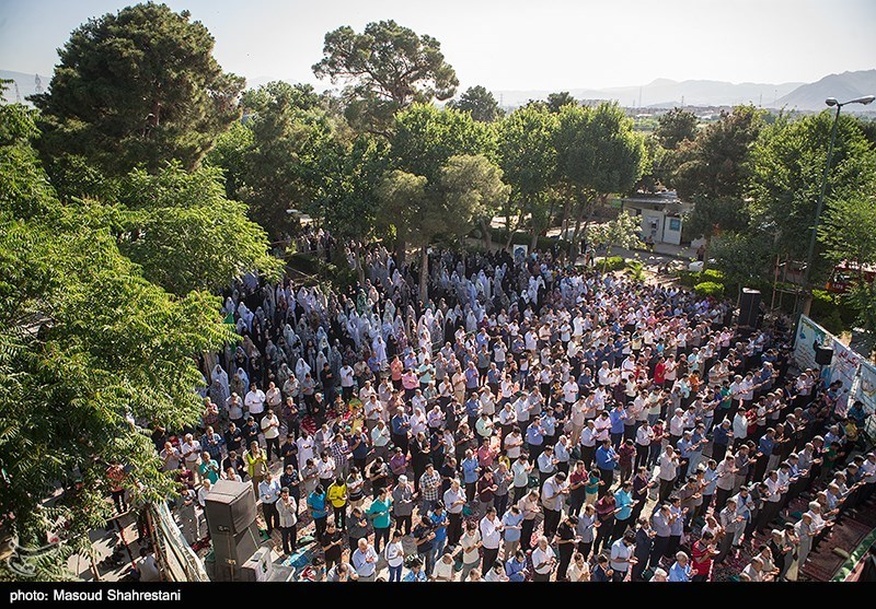 نماز عید فطر با رعایت پروتکلهای بهداشتی در مساجد شهرهای مازندران برگزار میشود