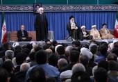 روحانی: تغییر لحن دشمنان در اراده ملت و مسئولان تأثیری ندارد