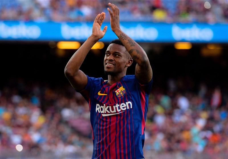 مصدومیت سمدو جدی نیست/ بازگشت مدافع بارسلونا به تمرینات تیم ملی پرتغال