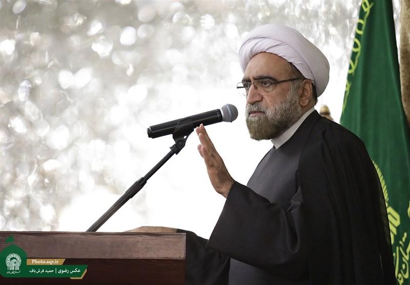 استکبار جهانی آگاهانه راهپیمایی عظیم اربعین را پوشش نمیدهد؛ لبیک یا حسین(ع) منجر به اخراج ذلیلانه مستکبران از کشورهای اسلامی میشود