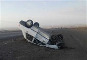 تصادف زنجیرهای در جاده «یاسوج-اصفهان» 2 کشته و 2 مصدوم برجای گذاشت