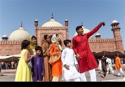 پاکستان میں عید کے رنگ