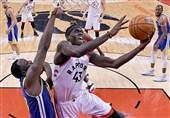 لیگ NBA| شکست رپتورز مقابل کلیپرز/ پیراهن پارکر در اسپرز بایگانی شد
