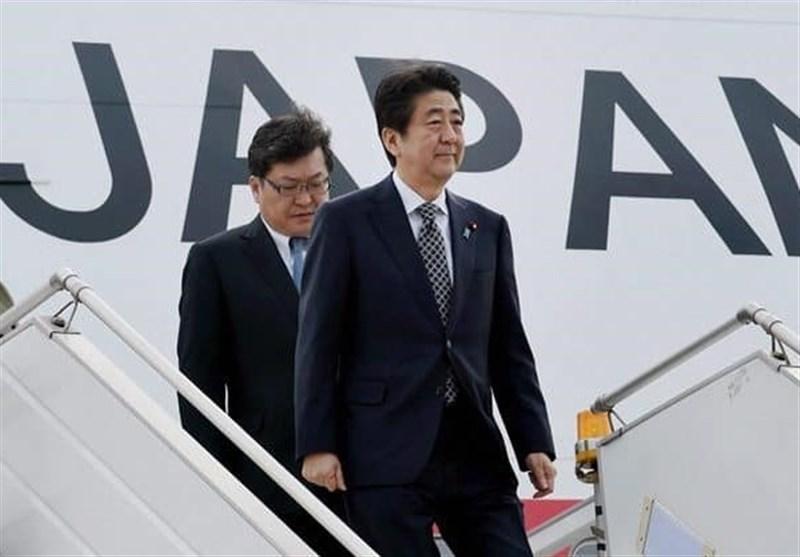 دولت ژاپن: «شینزو آبه» هفته آینده به تهران سفر میکند