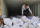 کشف محموله پارچه قاچاق در بندر چابهار