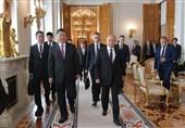 فشارهای آمریکا عامل نزدیکی بیش از پیش روسیه و چین