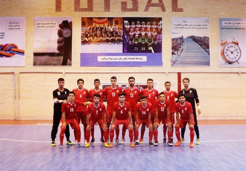 AFC U-20 Futsal Championship: Iran Edges Afghanistan