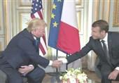 چراغ سبز فرانسه به ترامپ برای پیشبرد سیاست فشار علیه ایران