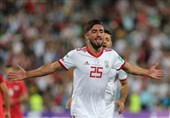 Sayyadmanesh Becomes Iran's Youngest Ever Scorer