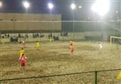 بوشهر| تیم فوتبال ساحلی ایفا اردکان جزو مدعیان قهرمانی لیگبرتر است