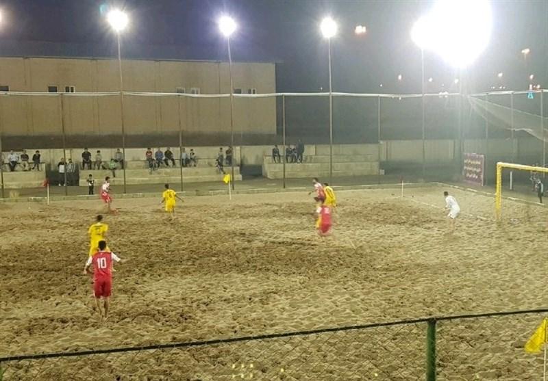 پیروزی پرگل 10 بر یک تیم پارس جنوبی بوشهر در لیگ برتر فوتبال ساحلی