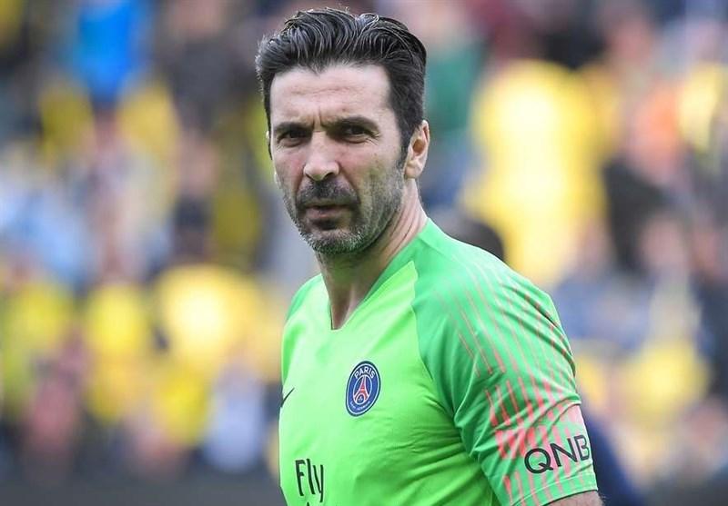 بوفون: بازی خداحافظیام با تیم ملی فوتبال ایتالیا؟ هنوز خیال بازنشستگی ندارم!