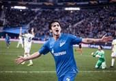 Lazio Returns to Zenit Striker Sardar Azmoun