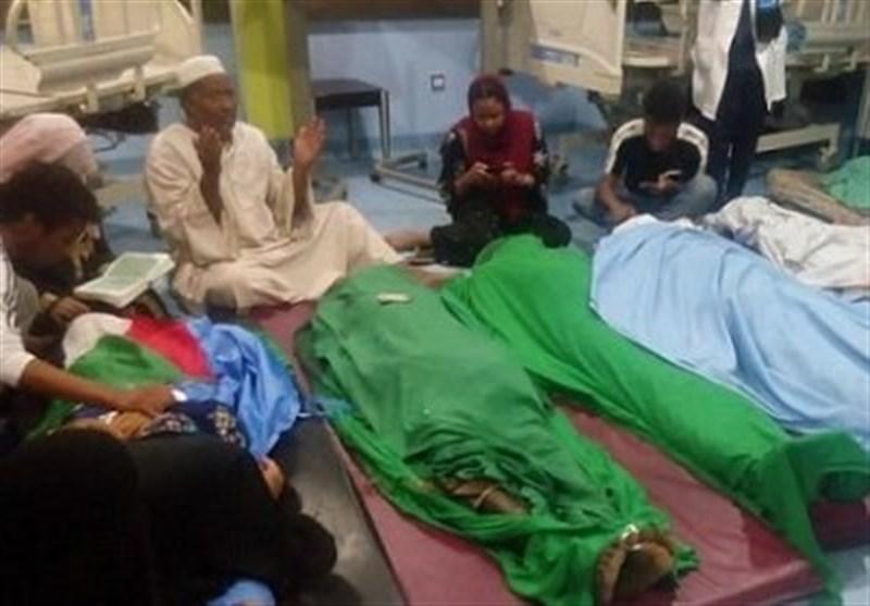 سفر سرزده بنسلمان و قرقاش به سودان