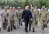 سفر وزیر دفاع ترکیه به شانلی اورفا در مرز سوریه