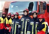 8 سال حضور داوطلبانه بانوان در آتشنشانی مشهد؛ کارنامهای موفق با مخالفان بیشمار