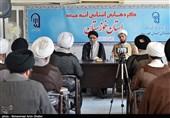 گردهمایی ائمه جمعه خوزستان در دفتر امام جمعه اهواز برگزار شد+ تصاویر