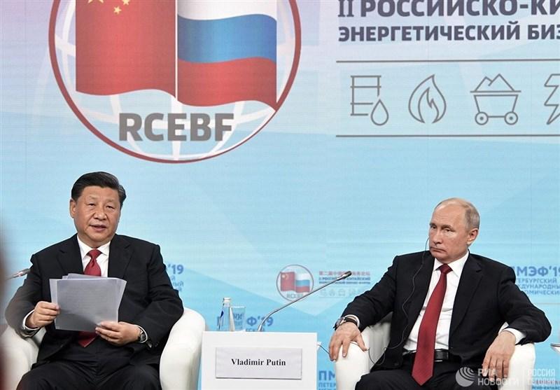 تاکید بر اهمیت مشارکت روسیه و چین در تامین امنیت انرژی جهانی