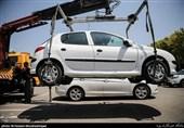 تهران| توقیف 136 خودرو با خلافی بیش از یک میلیون تومان