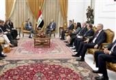 دیدار وزیر خارجه آلمان با برهم صالح؛ تاکید بر نقش آفرینی عراق در منطقه